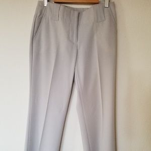 Arden B Light Grey Trouser Pants, Sz 4